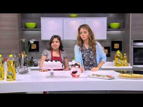 ايس كريم زبادي بالتوت سالي فؤاد Recipes Dessert Recipes Cream