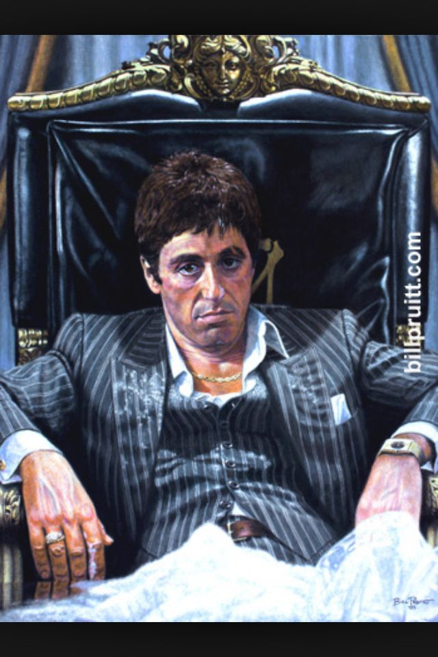 Godfather Quotes Hd Wallpapers Tony Montana Power Pinterest Al Pacino Wallpaper