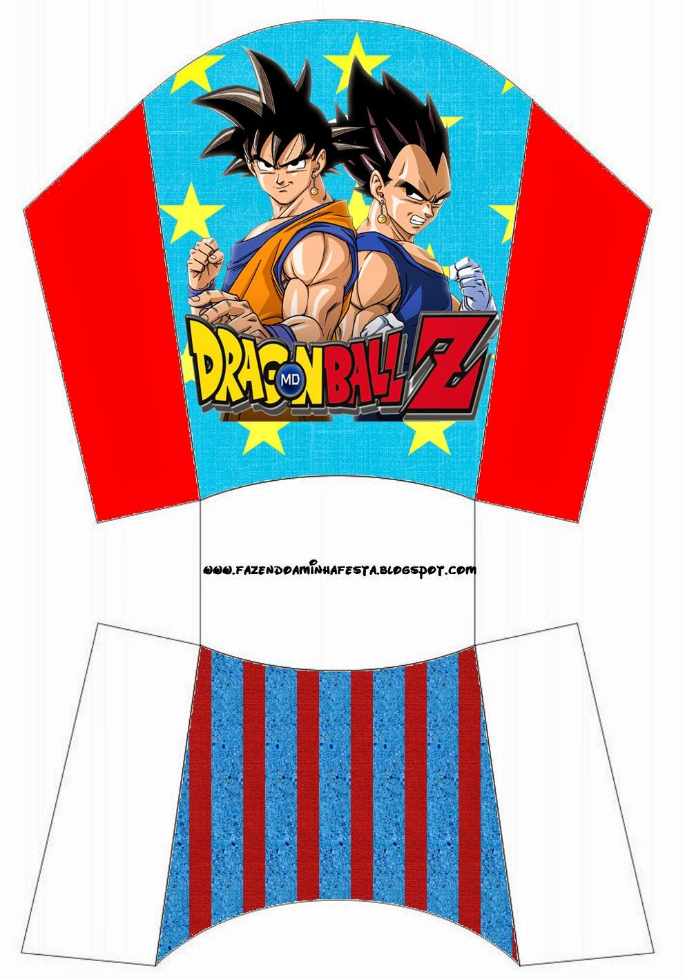 picture about Dragon Ball Z Printable called Dragon Ball Z No cost Printable Packing containers. crafts and present guidelines