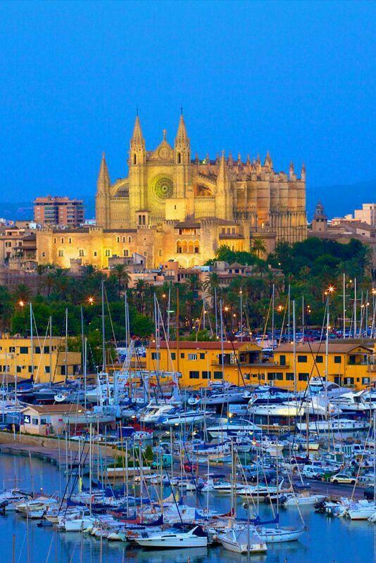 Palma De Mallorca Spain Places To Travel European Travel Travel