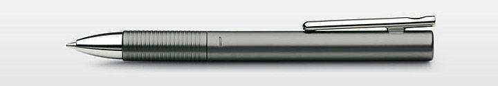 LAMY Tipo Rollerball Pen with unique Gunmetal Finish