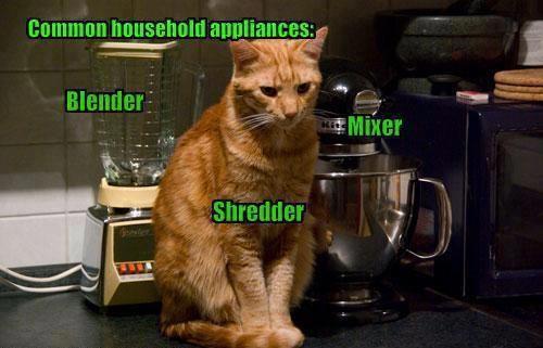 Common Household Appliances