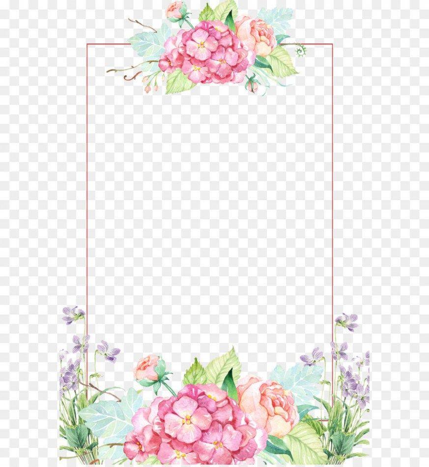 25 moments that basically sum up your flower borders experience flower borders https ift tt 2i1pv1l bingkai foto seni kartu flower borders