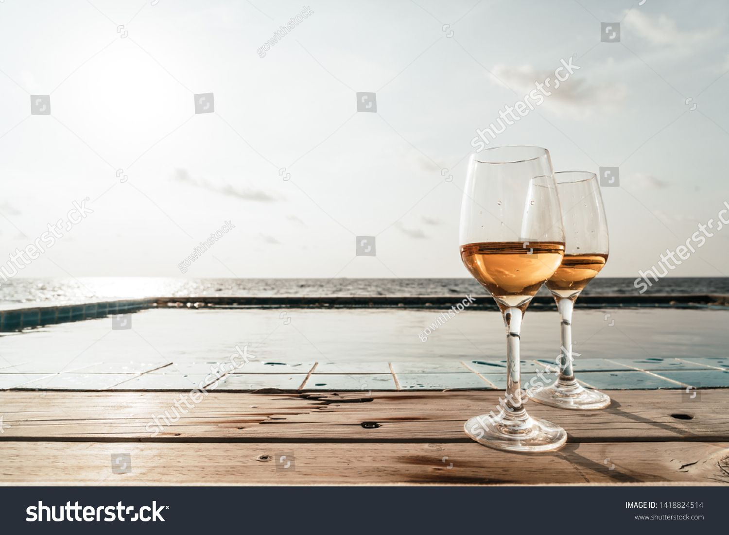 Whiskey Glass With Swimming Pool And Sea Background Selective Focus Point Sponsored Affiliate Swimming Pool Whiskey Glass In 2020 Swimming Pools Glass Whiskey