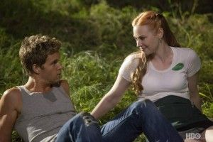 Jason and Jessica from True Blood