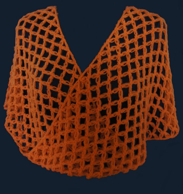Ravelry: O Scarf pattern by Ajour Design - beautiful möbius scarf ...