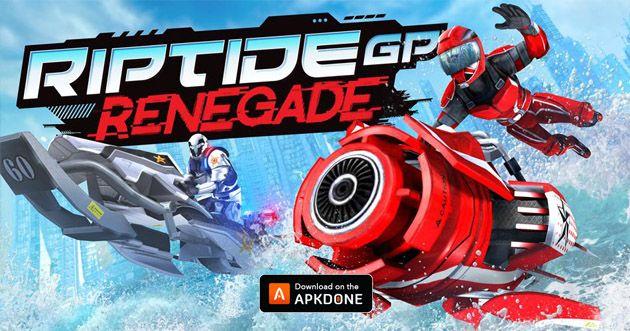 Riptide GP Renegade MOD APK 1.2.2 Download (Unlimited