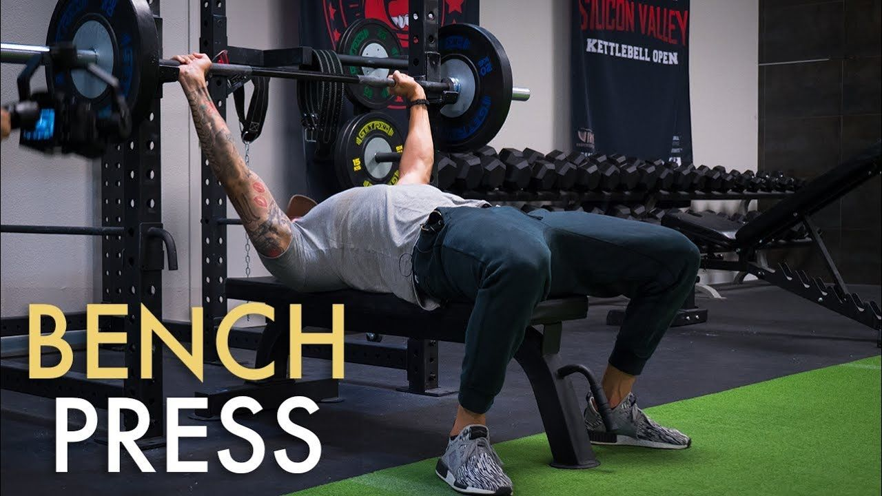 How To Bench Press With Proper Form Avoid Mistakes Bench Press Muscle Building Workouts Chest Workouts