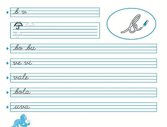 Hojas de caligrafía palmer para imprimir - Imagui | CALLIGRAPHY ...