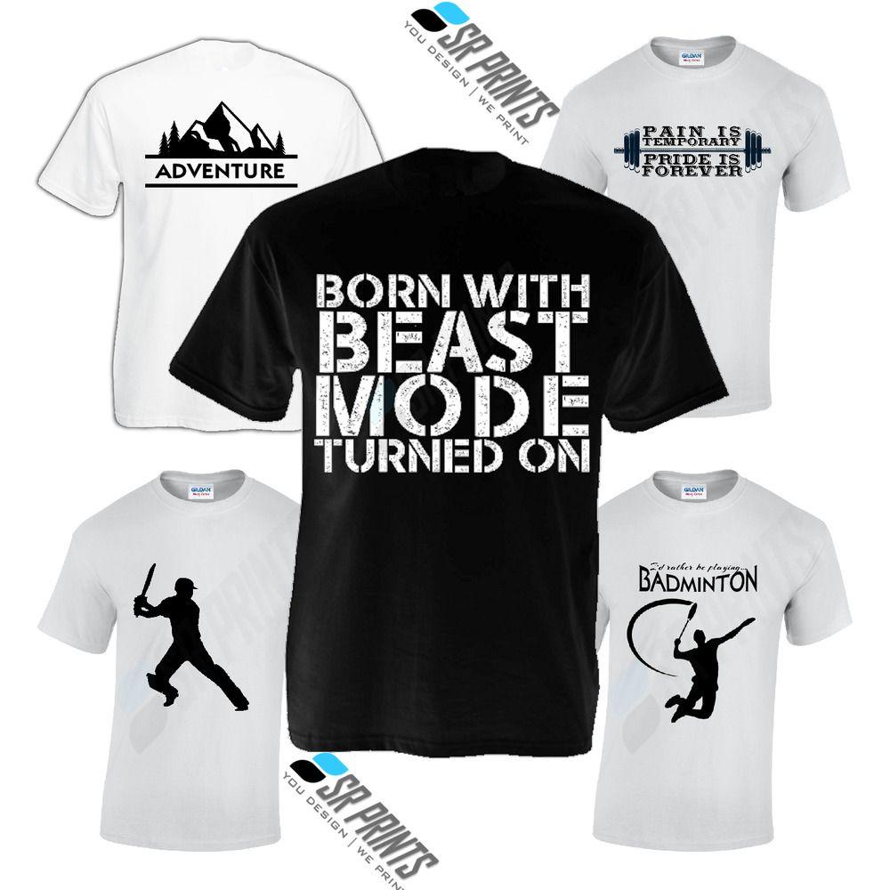 Cricket Sports T Shirts Design Front And Back | ANLIS