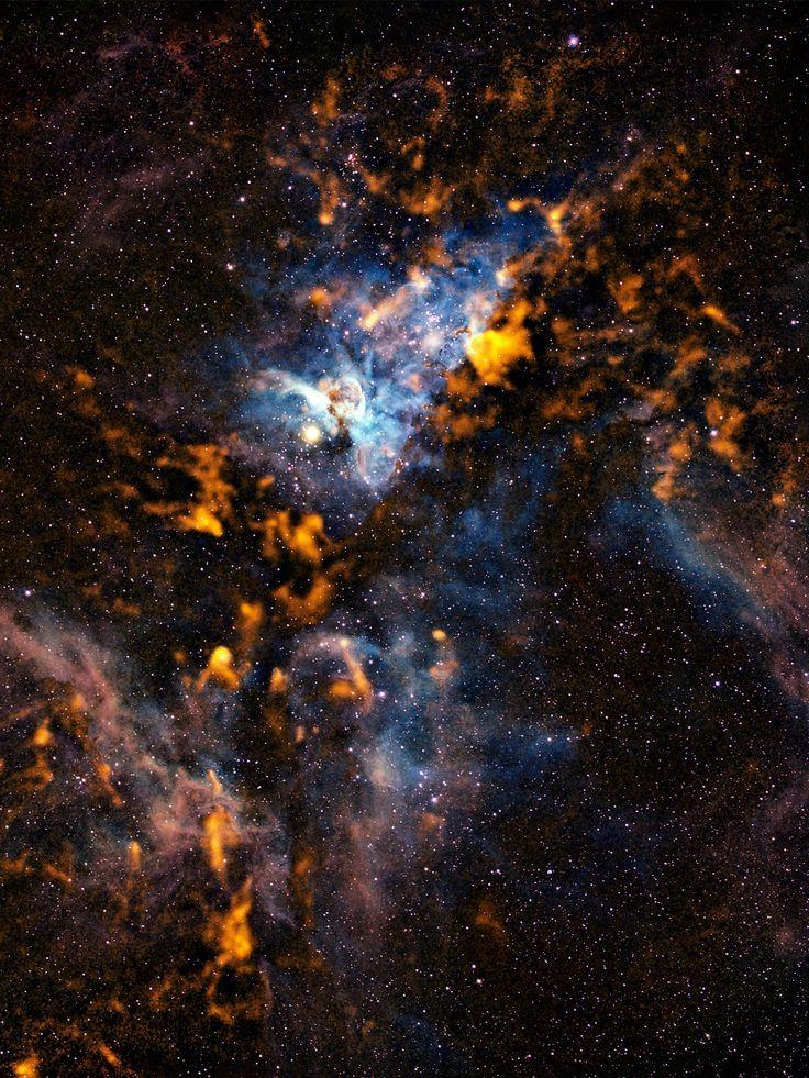 Download Wallpaper X Space Nebula Gas Green K Ultra Hd Nebula Wallpaper Nebula Carina Nebula