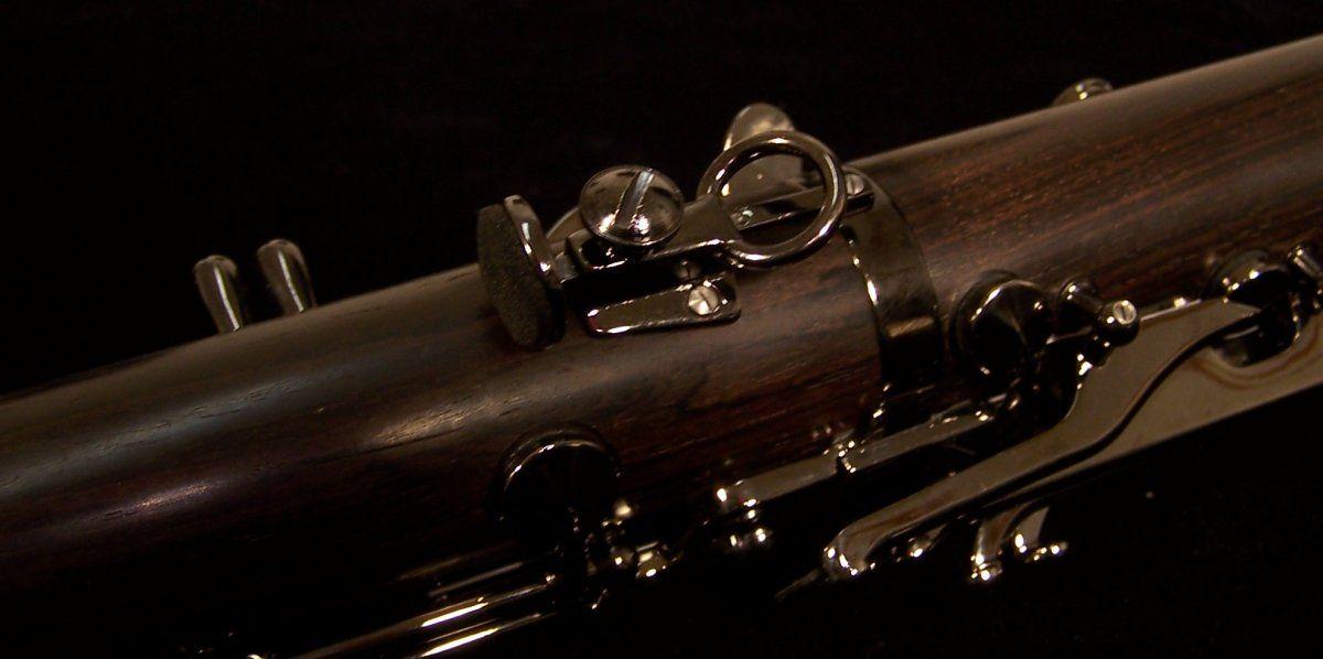 Leblanc Bliss Intermediate Wood Clarinet designed by Backun! LB210 - band instrument repair sample resume