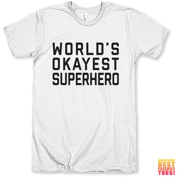 World's Okayest Superhero ($28) ❤ liked on Polyvore featuring tops, t-shirts, black, women's clothing, vintage shirts, drape shirt, black shirt, drapey tee and loose fit t shirts
