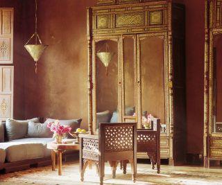 Exotic Living Room By Meryanne Loum Martin In Marrakech, Morocco Part 89