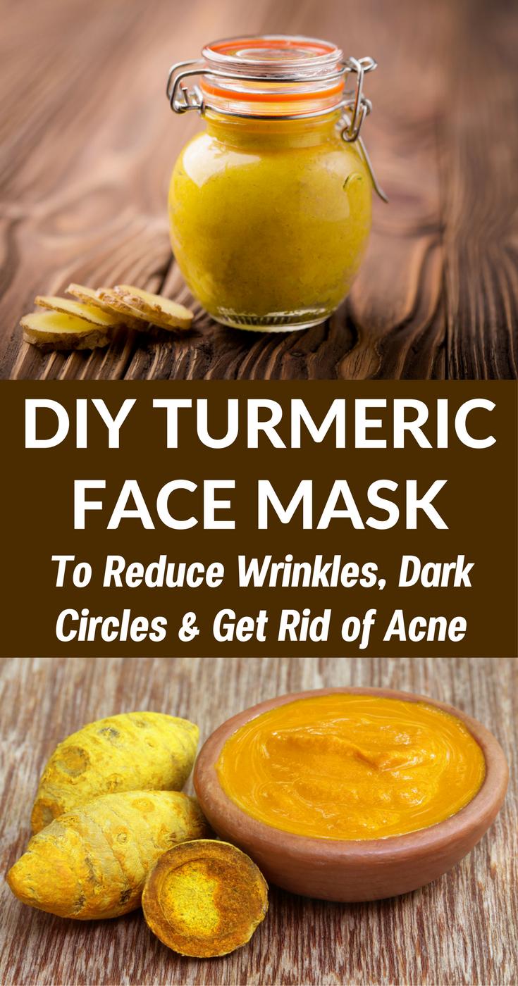 DIY Turmeric Face Mask Recipe for Flawless Skin Turmeric