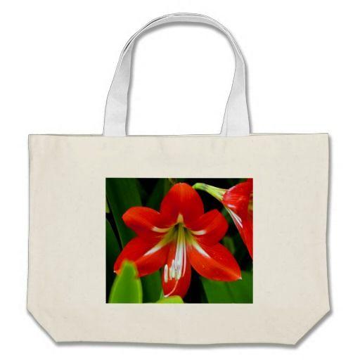 Lovely Amaryllis Bag