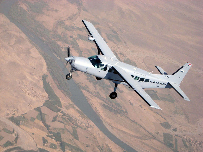 IRAQI AIR FORCE Cessna Caravan (With images) Cessna