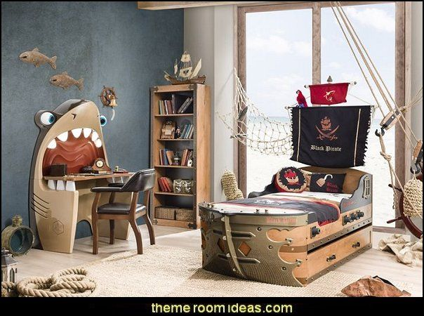 Pirate Themed Furniture