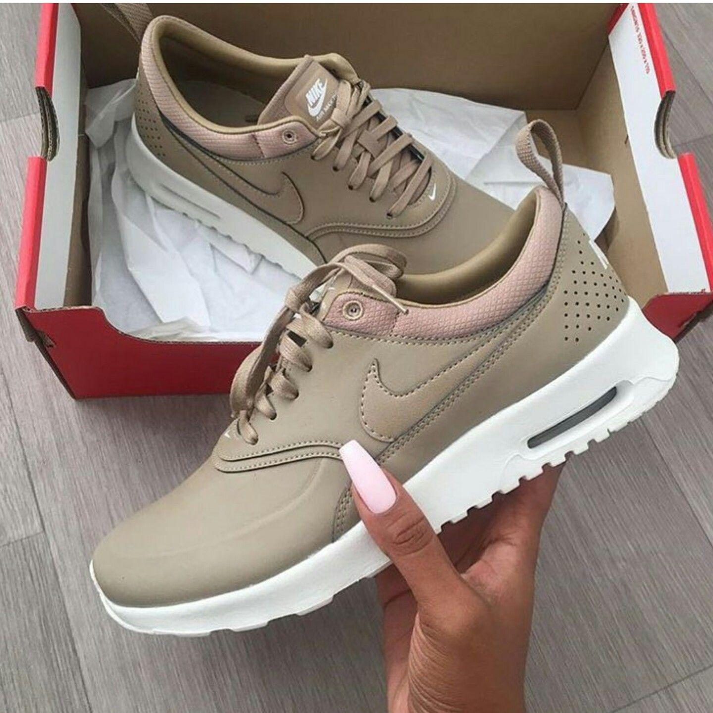Brown nikes nike shoes women