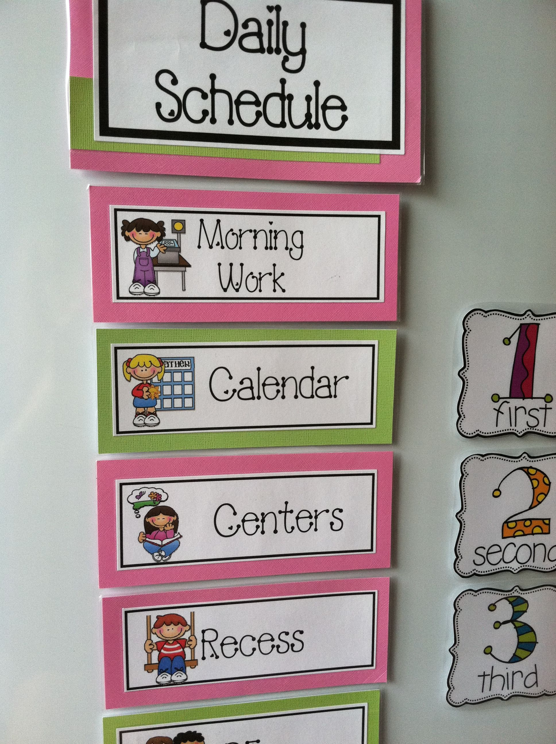 How To Organize For The First Day Of Kindergarten A Guide
