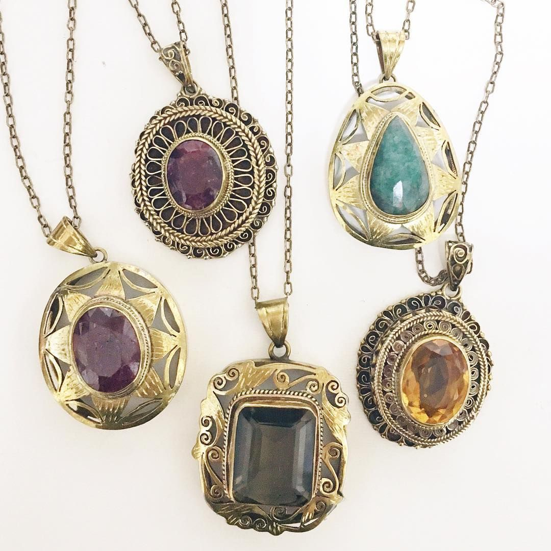 Beauties for the storefront Follow Three Sisters Jewelry Design on