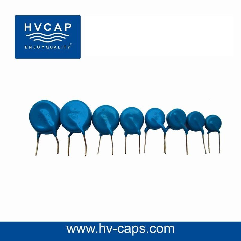 Hv Ceramic Capacitors 1