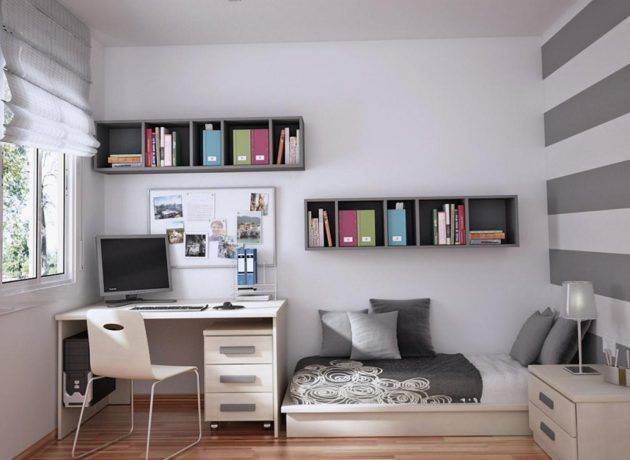 18 Excellent Modern Bedroom Designs To Cheer Up Your Teenager ...