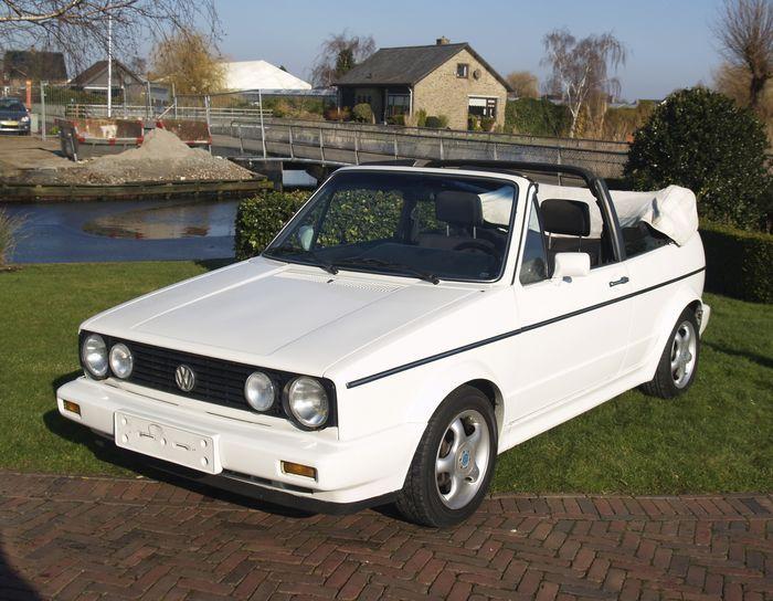 Online veilinghuis Catawiki: Golf Mark I Cabrio - 1981