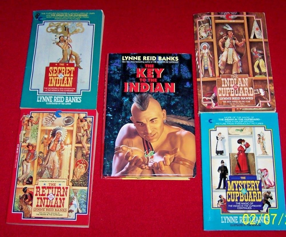 5 Indian In The Cupboard Lynne Reid Banks Complete Series Level 5 5 Ar Books Indian In The Cupboard Character And Setting Cupboard
