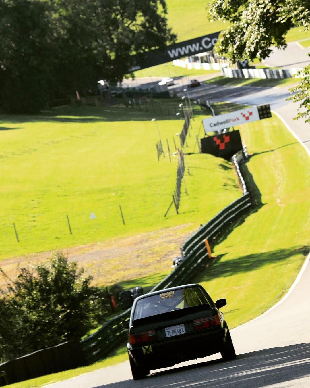 Awesome Shot Of Cadwell Park For This Weeks Tracktuesday Via Zach King Use Getontrack Dm Us Or Tag Us To Get Featured Zach King Photo Track