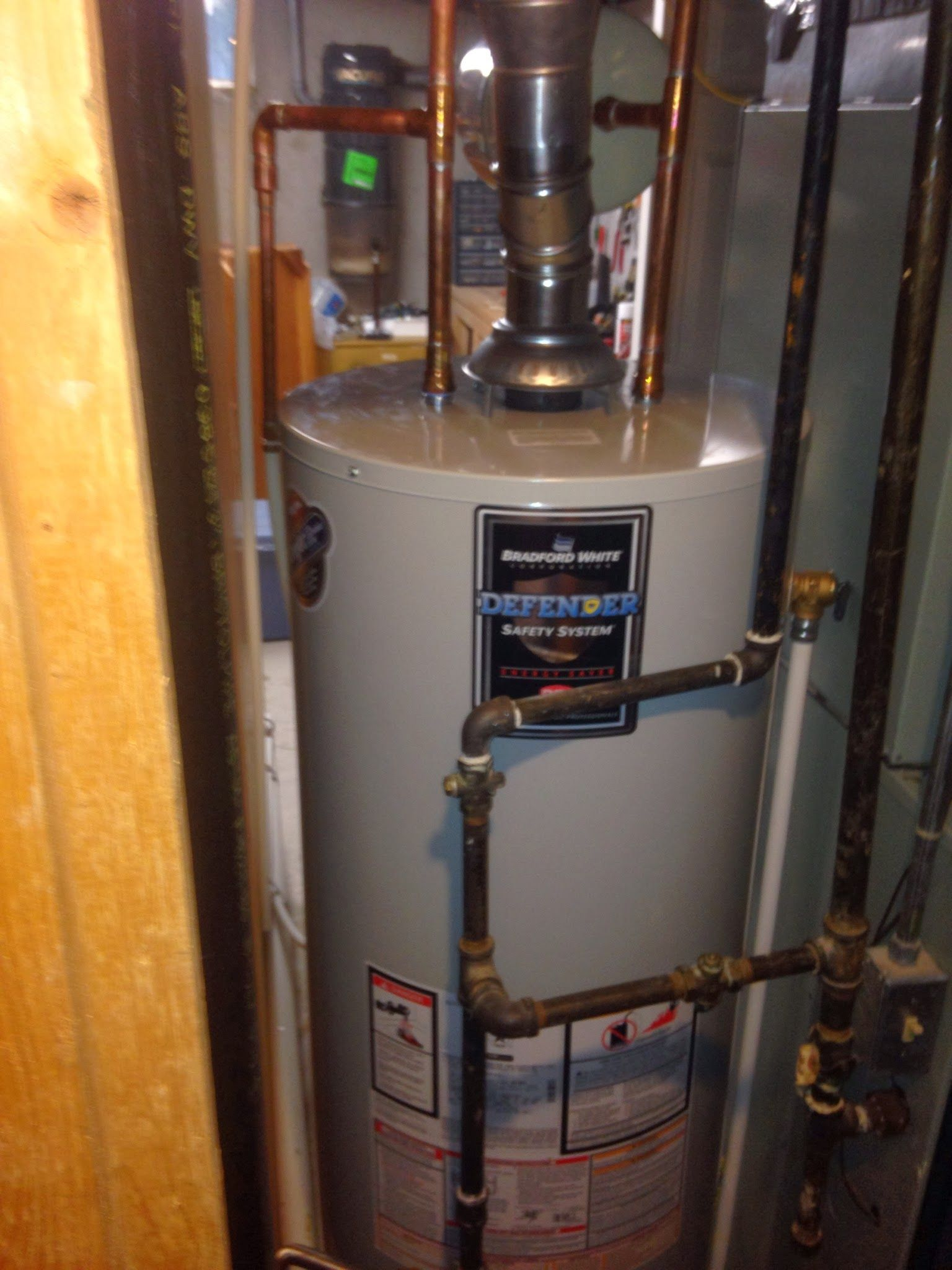 Pin On Water Heaters Installed