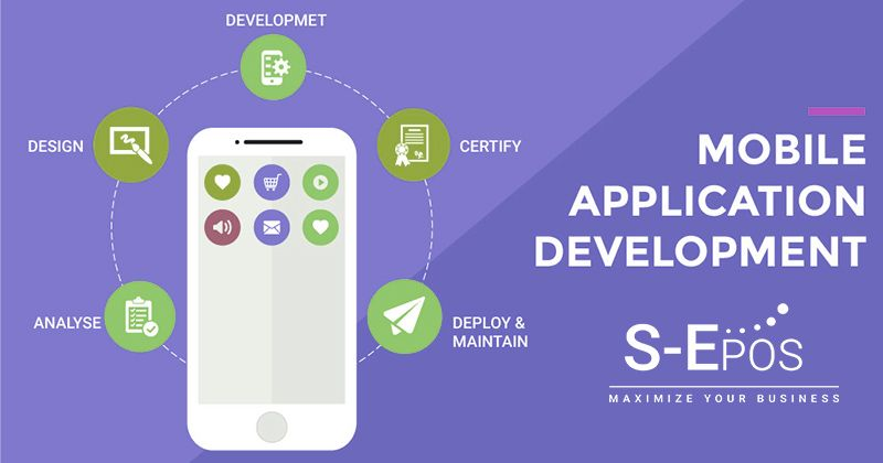 Android App Ideen sepos technologies is app development company in delhi providing