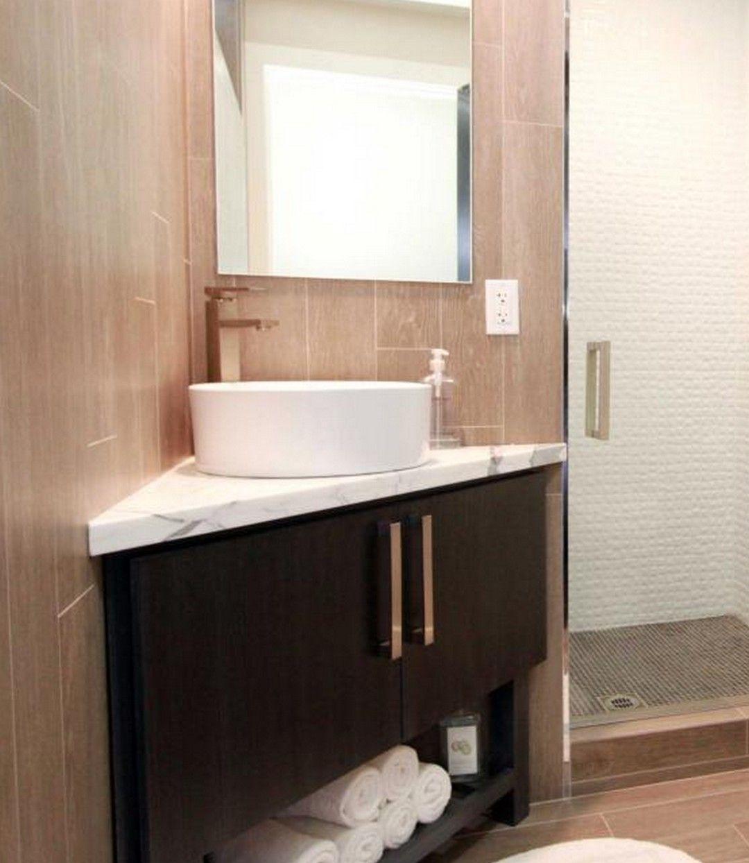 wonderful corner bathroom vanity | Pin από το χρήστη nanazax στον πίνακα Ιδέες για το μπάνιο ...