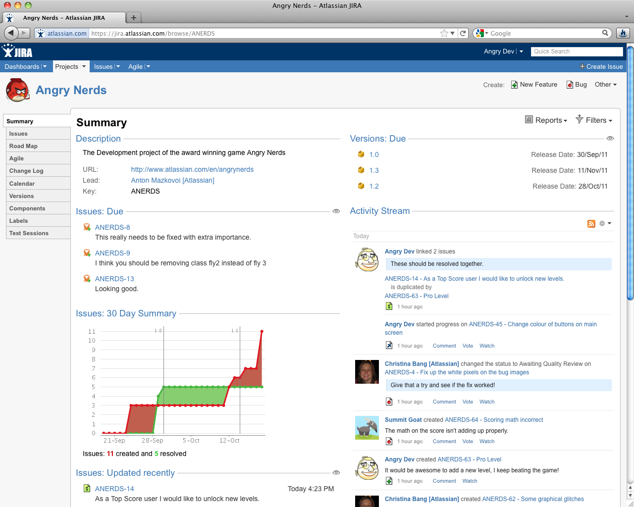 project management dashboards in atlassian jira jira atlassian tempo