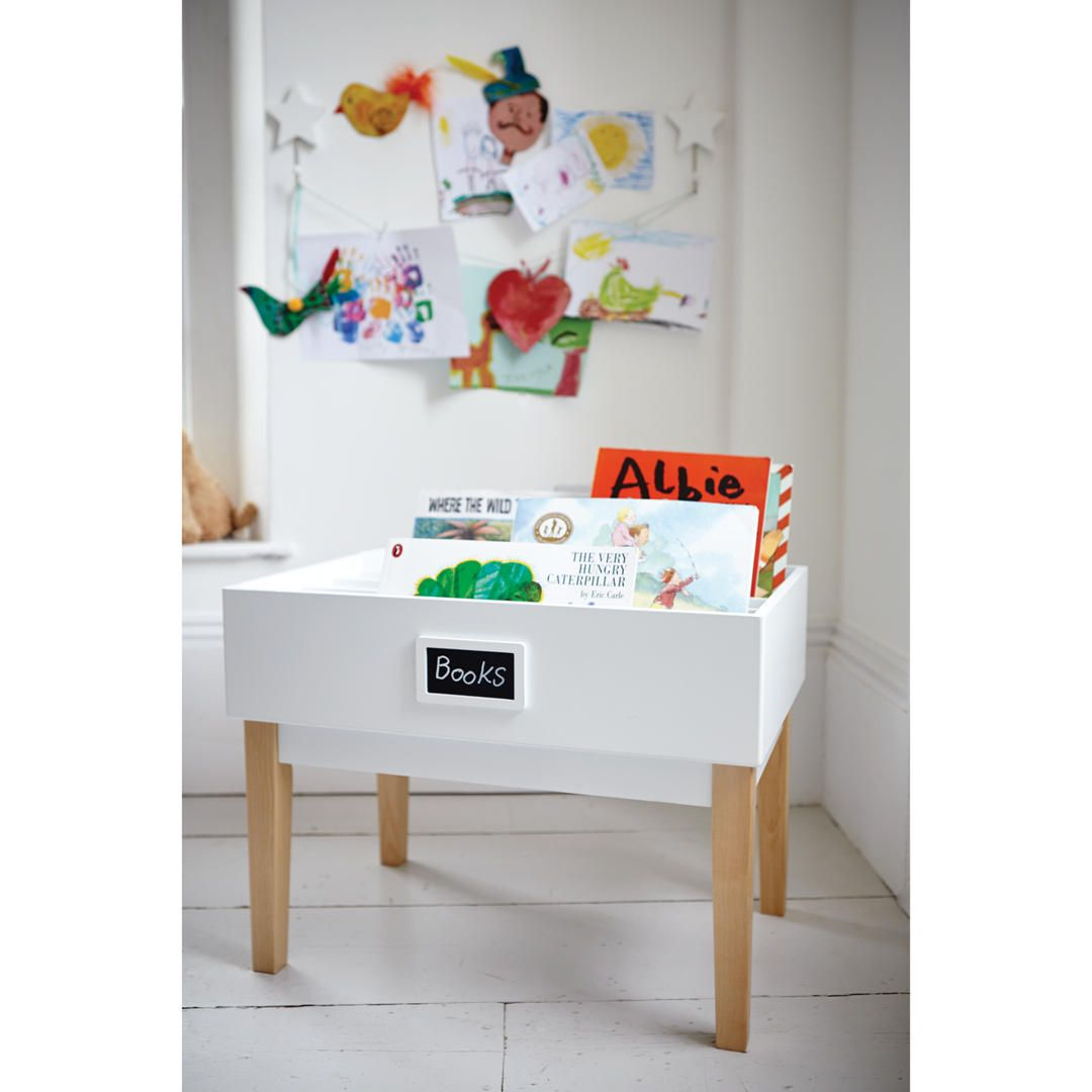 Great little trading co potter library table white interiors