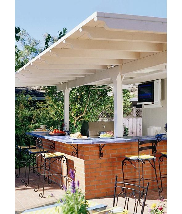 Backyard Kitchen Garden: 9 Must-Have Outdoor Kitchens