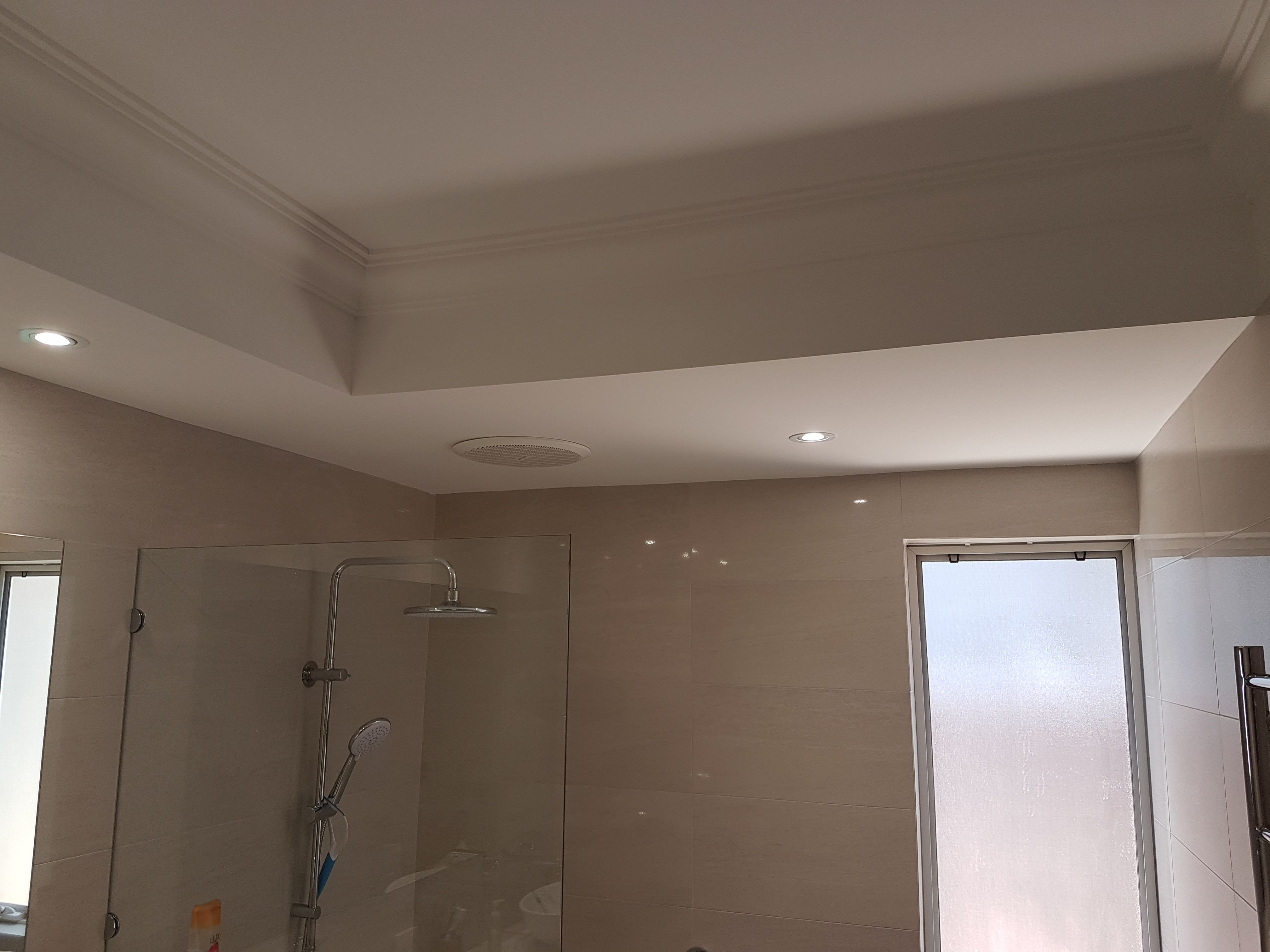 So pleased with this bulkhead ceiling. Compliments the ...