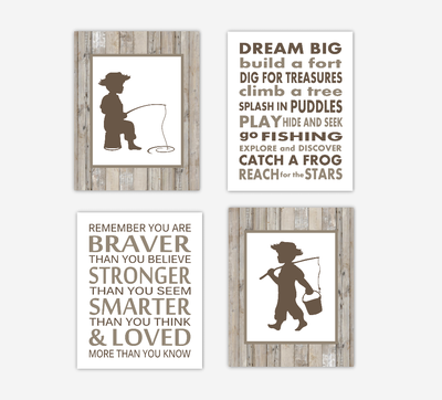 fishing baby boy nursery wall art brown rustic farmhouse on best bed designs ideas for kids room new questions concerning ideas and bed designs id=36840