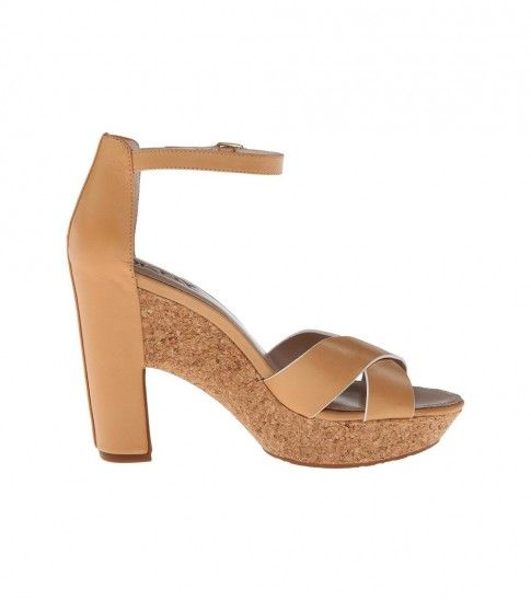 ad49f4f2e12 Gather a plenty of attention with these sleek natural willa #pumps ...