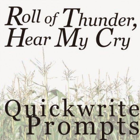 Essayprintable Essayaboutlife Essayreading Roll Of Thunder Hear