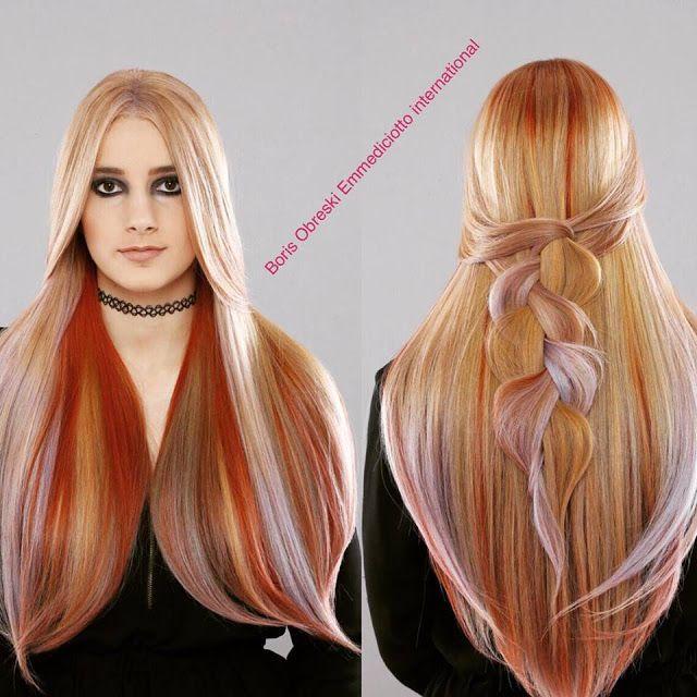 Awesome Hair Creations by Boris Obreski, Serbia!