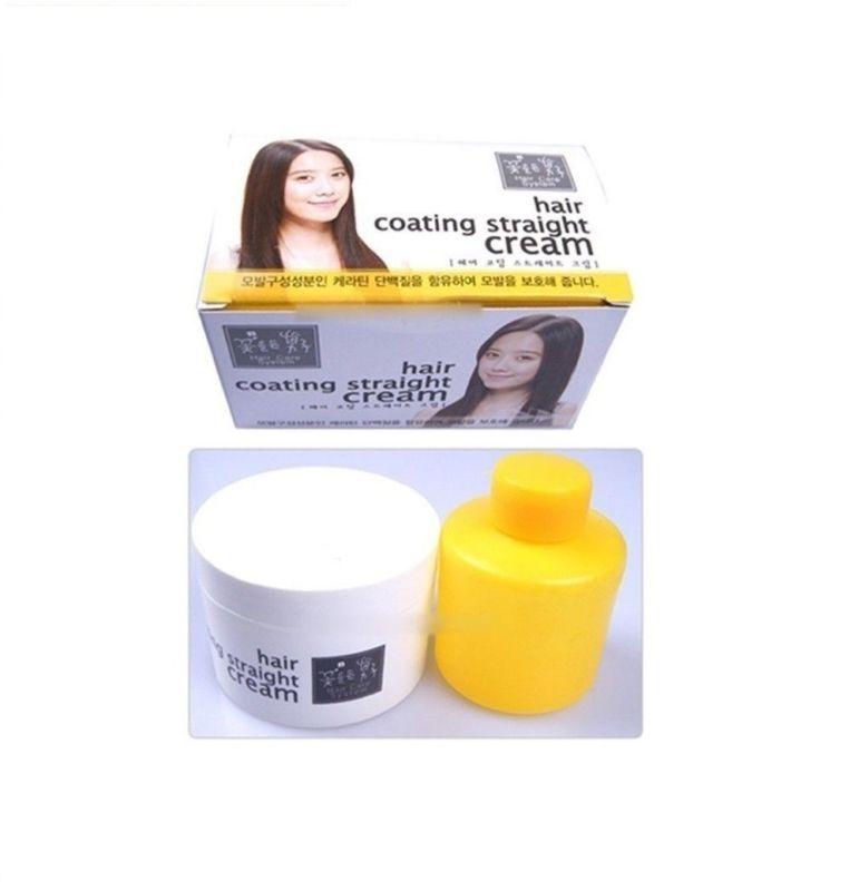 NEW coating magic straight cream Hair Straightening Cream