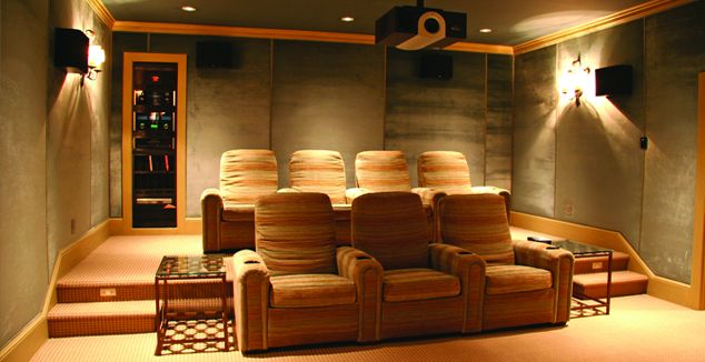 Home Theatre Systems Bangalore, Home Theatre Package Bangalore, Residential  Homeu2026