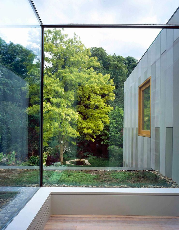 PARK ROAD, CHISWICK - Sam Tisdall Architects