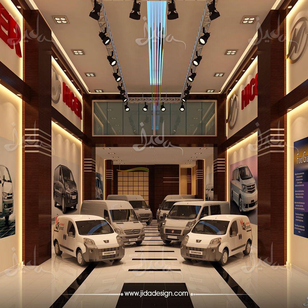 معرض باصات من تصميم وتنفيذ شركة جيدا لأعمال الديكور والخدمات الهندسية المتكاملة للتواصل 920006386 تصميم داخلي Design Architect Architect Design