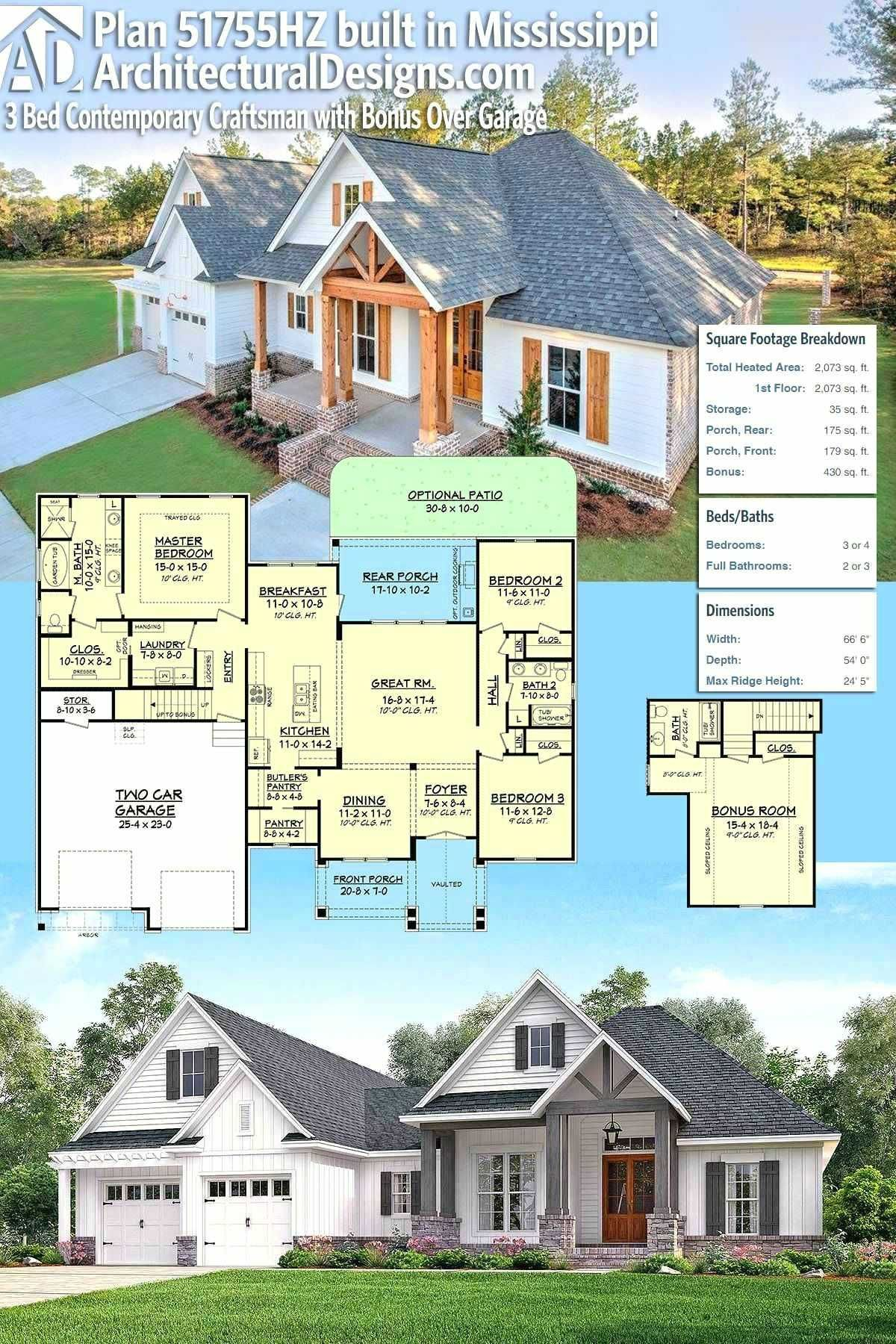Awesome Southern Craftsman Farmhouse Craftsman House Plans Cottage Style House Plans Farmhouse Style House Plans