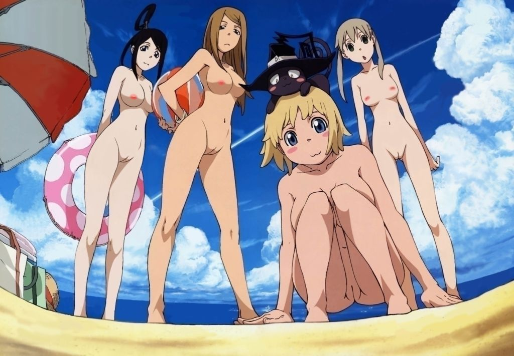 nude girls from soul eater