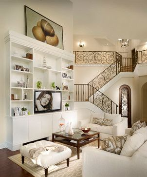 The detail on the #staircase is so gorgeous.