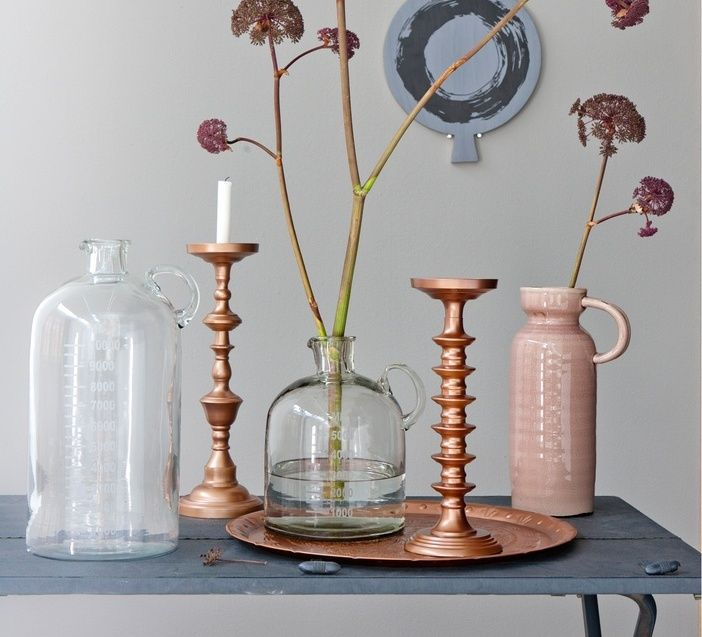 Interieur  Kleur Decoration, Interiors and Copper interior