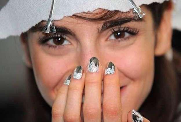 Las uñas espejo fotos de los nail art (2/21) Ellahoy uñas - uas efecto espejo
